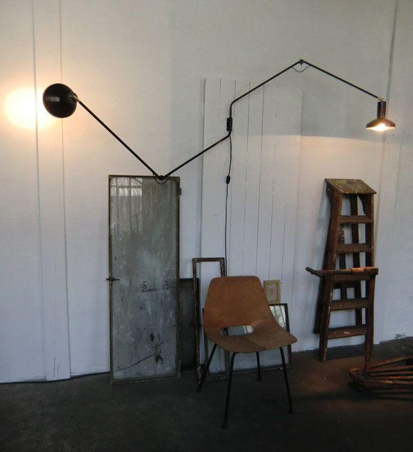 Modern lighting by Olivier Abry