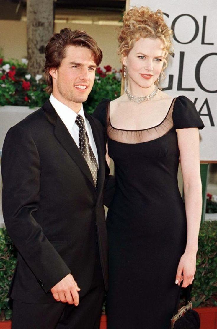 Nicole kidman and Tom Cruise <3
