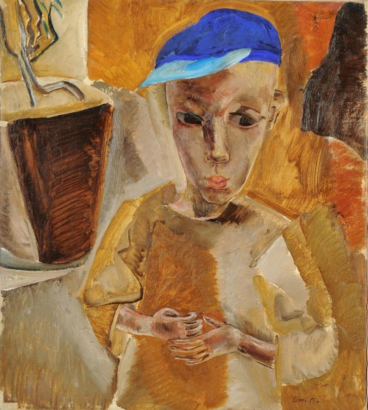 Pojke med blå mössa, Vera Nilsson