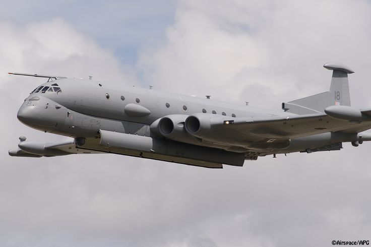 BAE System Nimrod MRA-4 Bom Bay Opened