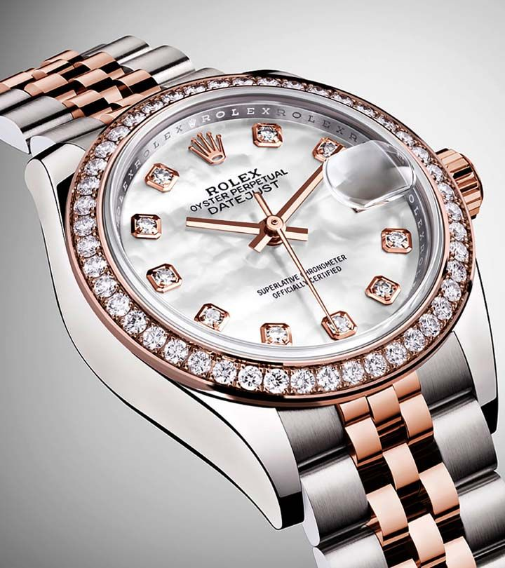 06b90c53ee1 Top 20 Rolex Watches (Reviews) For Women In 2018