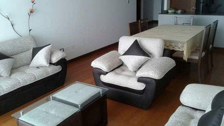 Alquiler de Departamento Amoblado en San isidro, Lima con 2 dormitorios - Fhaunt #departamento #alquiler #lima