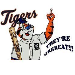 Detroit Tigers....... :)