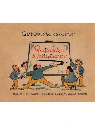 Bajeczka o książeczce - Miklaszewski