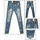 #10: Jeans Colony Women's Plus Size Washed Comfy Stretch Skinny Jeans   http://ift.tt/2dE19Or #latest #women #ladies #fashion #jeans #denim #clothing