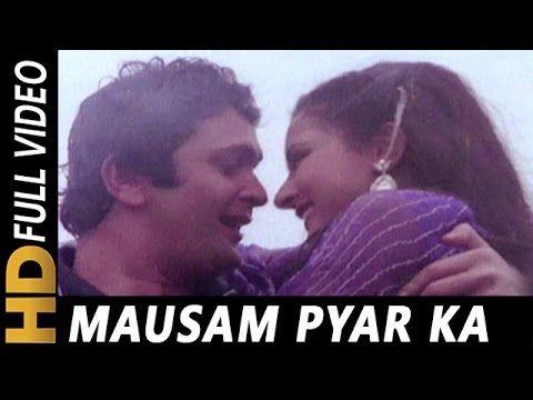 Mausam Pyar Ka Rang Badalta Rahe   Asha Bhosle, Kishore Kumar