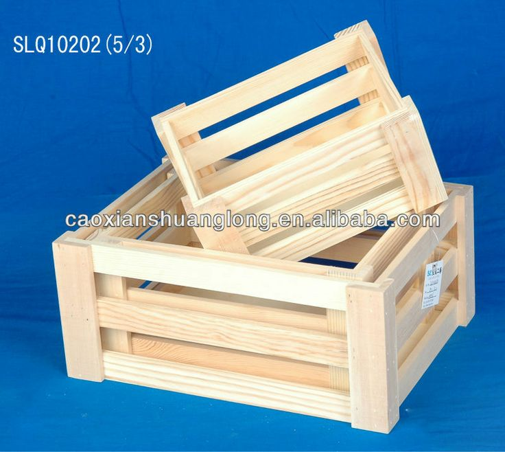2014 New Cheap Antique Fruit Wooden Crates For Sale/Wooden wine Crates wholesale