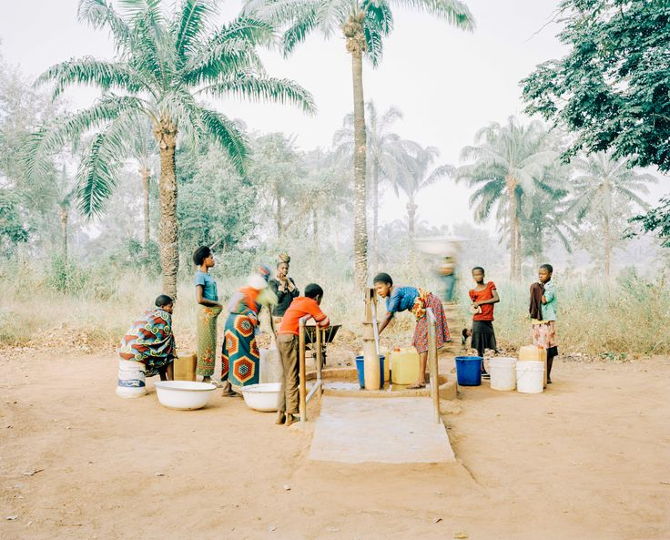 The global water crisis in 13 photographs