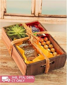 Fruit: Nutty Plant Gift Crate!