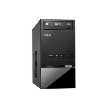 Desktop PC Asus Desktop K5130-RU001D | Celeron Dual-Core G1620 2.7 GHz 2048 KB | Capacitate memorie 4 GB DDR3 1333 MHz | Capacitate HDD 1000 GB 7200 RPM | Intel H61 Intel HD Graphics | DOS