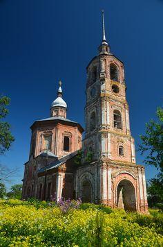 Suzdal, Rusia | Las 28 iglesias abandonadas más bellas del mundo