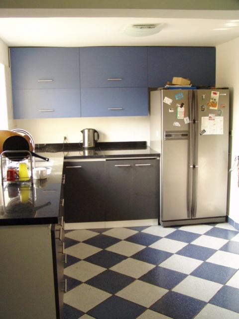11 best cocina azul y blanco images by r y w muebles on for Deco de cocina azul blanco