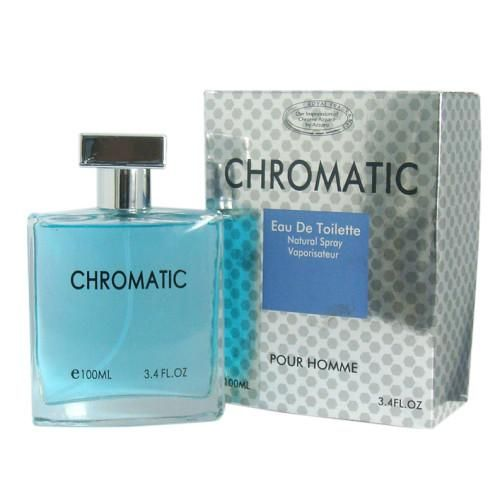 Chromatic Pour Homme by Royal Fragrance - Inspired by Azzaro Chrome