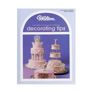 WILTON USES OF TIPS BOOK