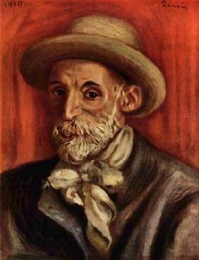 Pierre-Auguste Renoir - Self-portrait I