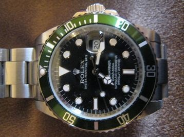 Brand New ROLEX OYSTER PERPETUAL DATE SUBMARINER MENS WATCH for sale in Barking. Used second hand Watches mens for sale in Barking. Brand New ROLEX OYSTER PERPETUAL DATE SUBMARINER MENS WATCH available on car boot sale in Barking. Free ads on CarBootSaleLondon online car boot sale in Barking - 9154 . -  Click picture for more info...
