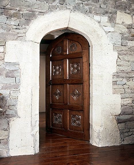 Castle Door - Chateau de Nemours 12th Cen France & 64 best Castle doors images on Pinterest | The doors Blue doors and ...