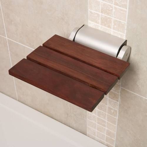 Siège de douche 31x43cm €139 - Hudson Reed FR