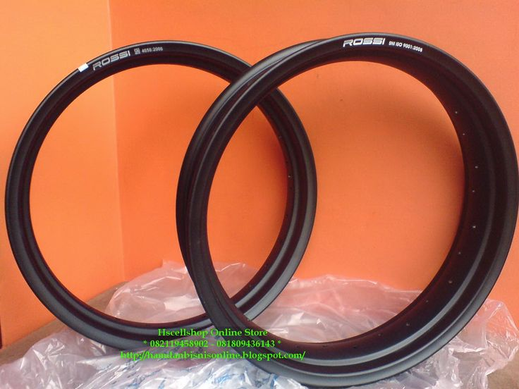 hscellshop: Velg Supermoto Rossi Pro Series (Import) kode VS01...