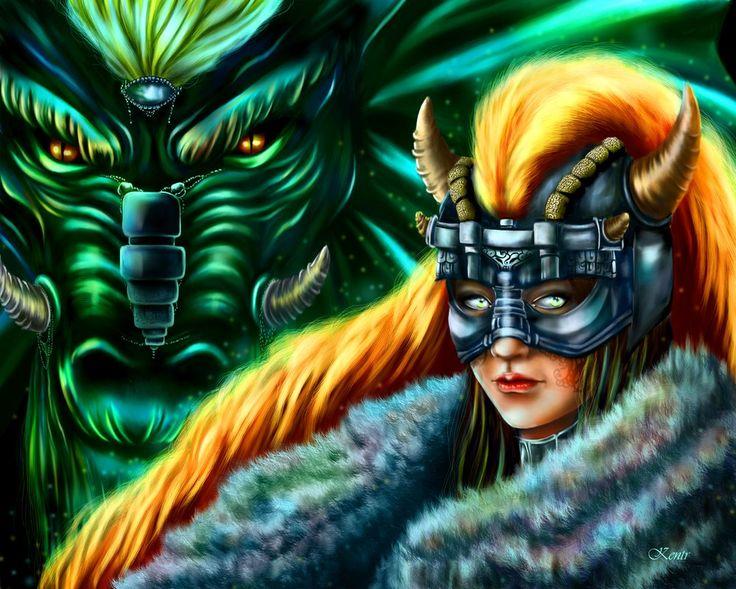 Fantasy world by Kentrkatty1.deviantart.com on @DeviantArt