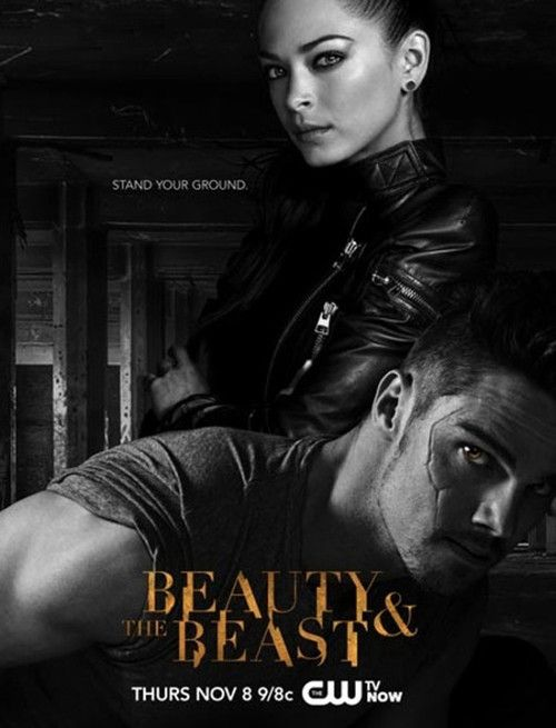 Beauty & The Beast TV Show - Catherine & Vincent