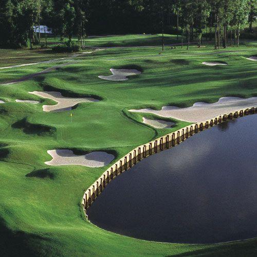 Myrtle Beach Golf - 100 Must Play Courses in the Carolinas  Long Bay Golf Club  www.homeguidemyrtlebeach.com  #myrtlebeach #golf