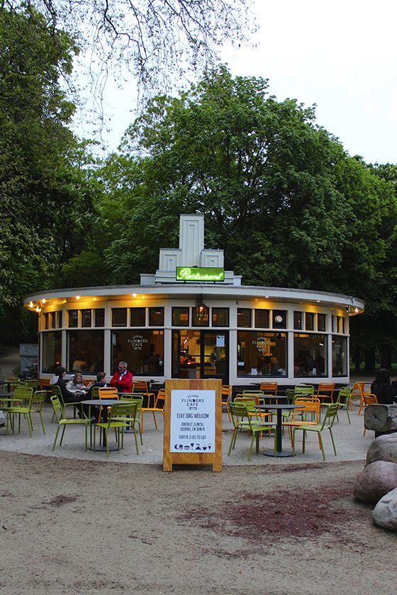 Flinders Café, Groningen.