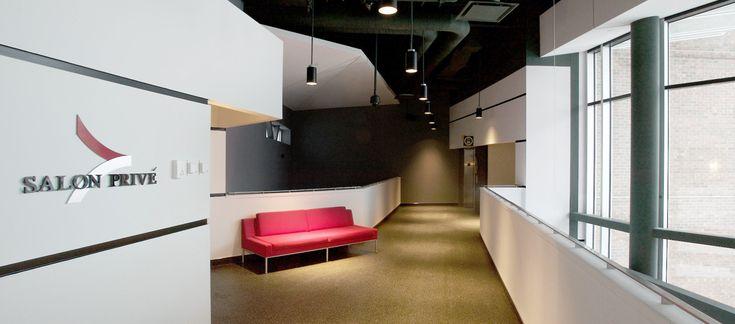 LEMAYMICHAUD   Quebec   Architecture   Interior Design   Entertainement   LUDOPLEX