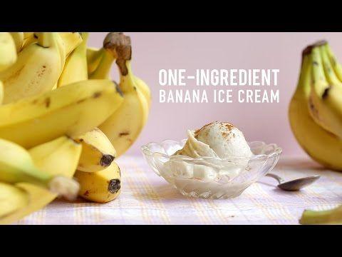 Így készíts fagyit csak banánból! | NOSALTY – receptek képekkel