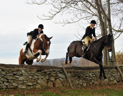 the hunt & the jump.Equine, Foxhunting, Horses, Spring 2006, Foxes Hunting, Fox Hunting, Crosses Country, Jumping Mossandmarsh, Equestrian