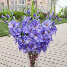 solo simulación 8 colores planta artificial orquídeas arreglos florales de seda arte adorno th016 dirección para sala de estar(China (Mainland))