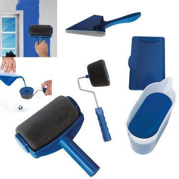 5 PCS <b>Paint</b> Roller Kit Pintar Facil Painting <b>Runner</b> Decor | HOME ...