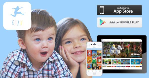 Tolle Nachrichten fürs Wochenende. Die Kixi App gibt es jetzt auch im Google Play Store!!! http://www.kinderkino.de/blog/allgemein/kixi-kinderkino-jetzt-auch-fur-android-erhaltlich/