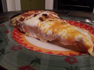 Home recipe for Mellow Mushroom Red Skin Potato pizza