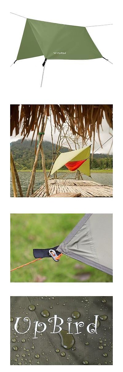 Canopies and Shelters 179011: 10 X 10 Ft Lightweight Waterproof Ripstop Rain Fly Hammock Tarp Cover Tent Sh... -> BUY IT NOW ONLY: $36.77 on eBay!