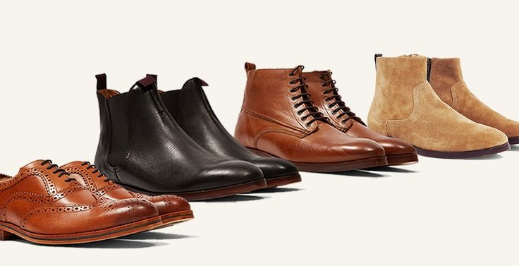 Hudson shoes and how to style them at The Idle Man #StyleMadeEasy