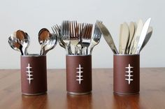 As Seen on the Today Show: DIY Party Ideas for the Super Bowl   Brit + Co.