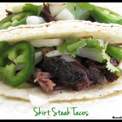 Slow-cooker Skirt Steak Tacos | Louanne's Kitchen