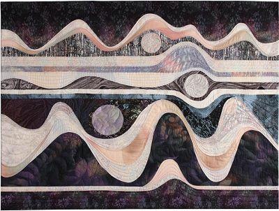 "Judy Dales - ""Lunar Reflections"""