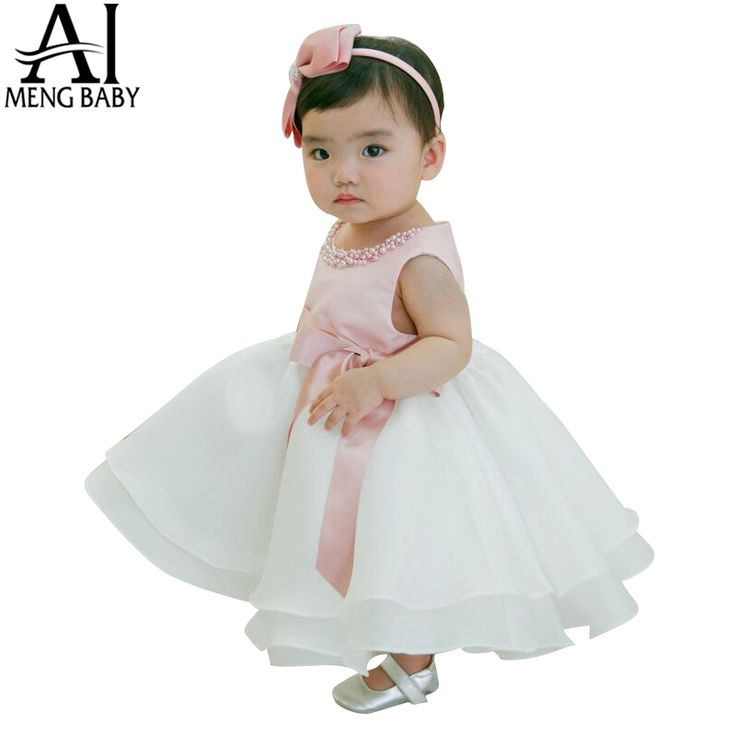 Awesome Toddler Girl Baptism Dress Baby Girl 1 Year Birthday Dresses For Girls Kids Wedding Party Wear Newborn Baby Christening Gowns 2T - $ - Buy it Now! Check more at http://kidshopglobal.com/kids-and-baby-shop-online/baby-clothing/baby-girls-clothing/baby-dresses/toddler-girl-baptism-dress-baby-girl-1-year-birthday-dresses-for-girls-kids-wedding-party-wear-newborn-baby-christening-gowns-2t/