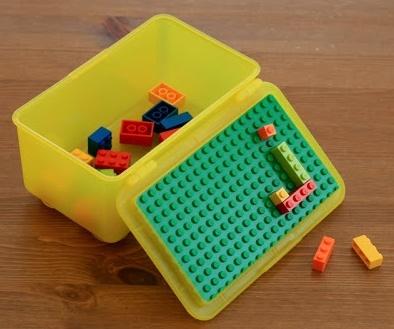 Lego op reis