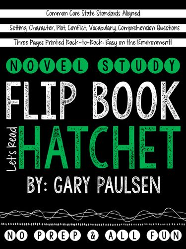 an analysis of the character of brian robeson in the novel hatchet by gary paulsen Hatchet by gary paulsen main characters brian robeson a thirteen-year-old boy who finds hatchet literacy skills teacher's guide.