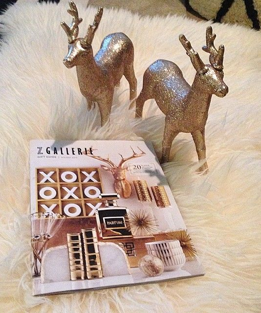 @happy_decormilly_ is loving our brand new Holiday Gift Guide! Click to request our next catalog.
