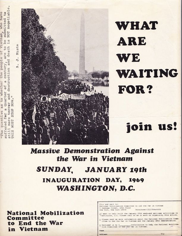 Blueprint for the Occupy Movement? Read the Protest Manifestos of the 1960s
