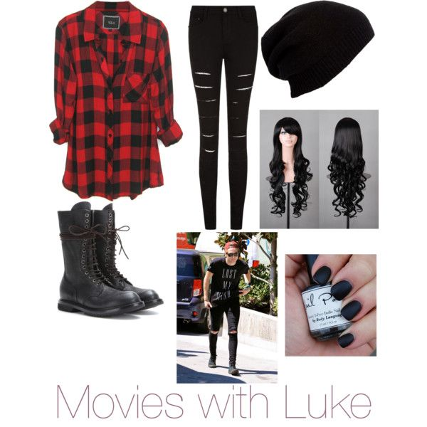 Movies with Luke. (My Edit)