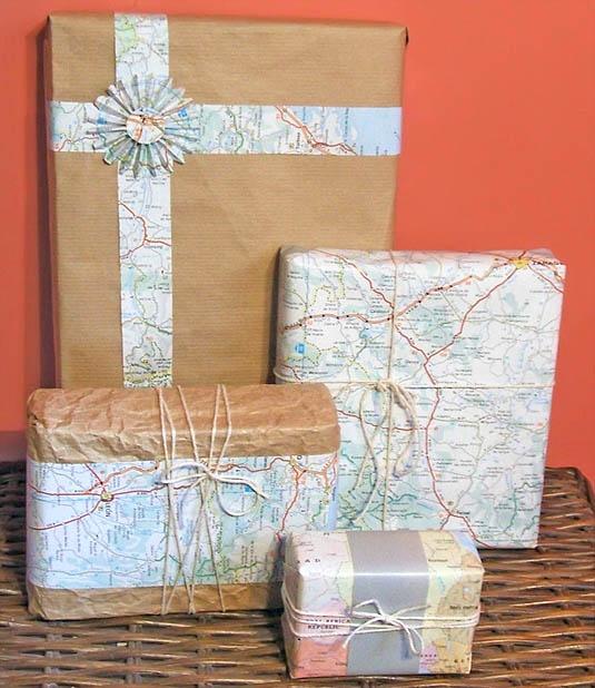 envoltorio de regalo para los ms viajeros handmade espaa