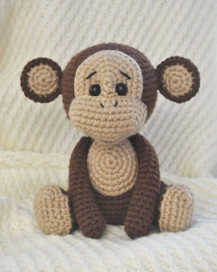 The 25+ best ideas about Crochet Monkey Pattern on ...