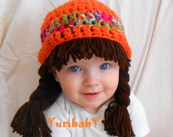 Dorothy mago de Oz bebé sombrero col parche sombrero por YumbabY
