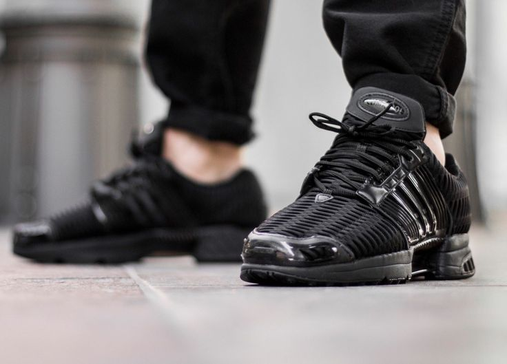 adidas climacool shoes all black