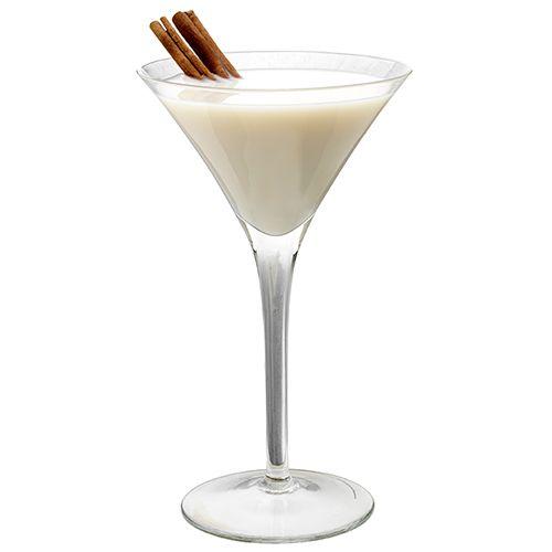 RumChata Martini 2 oz rumchata, 1 oz vanilla vodka-add to shaker and fill with ice, strain into cocktail glass